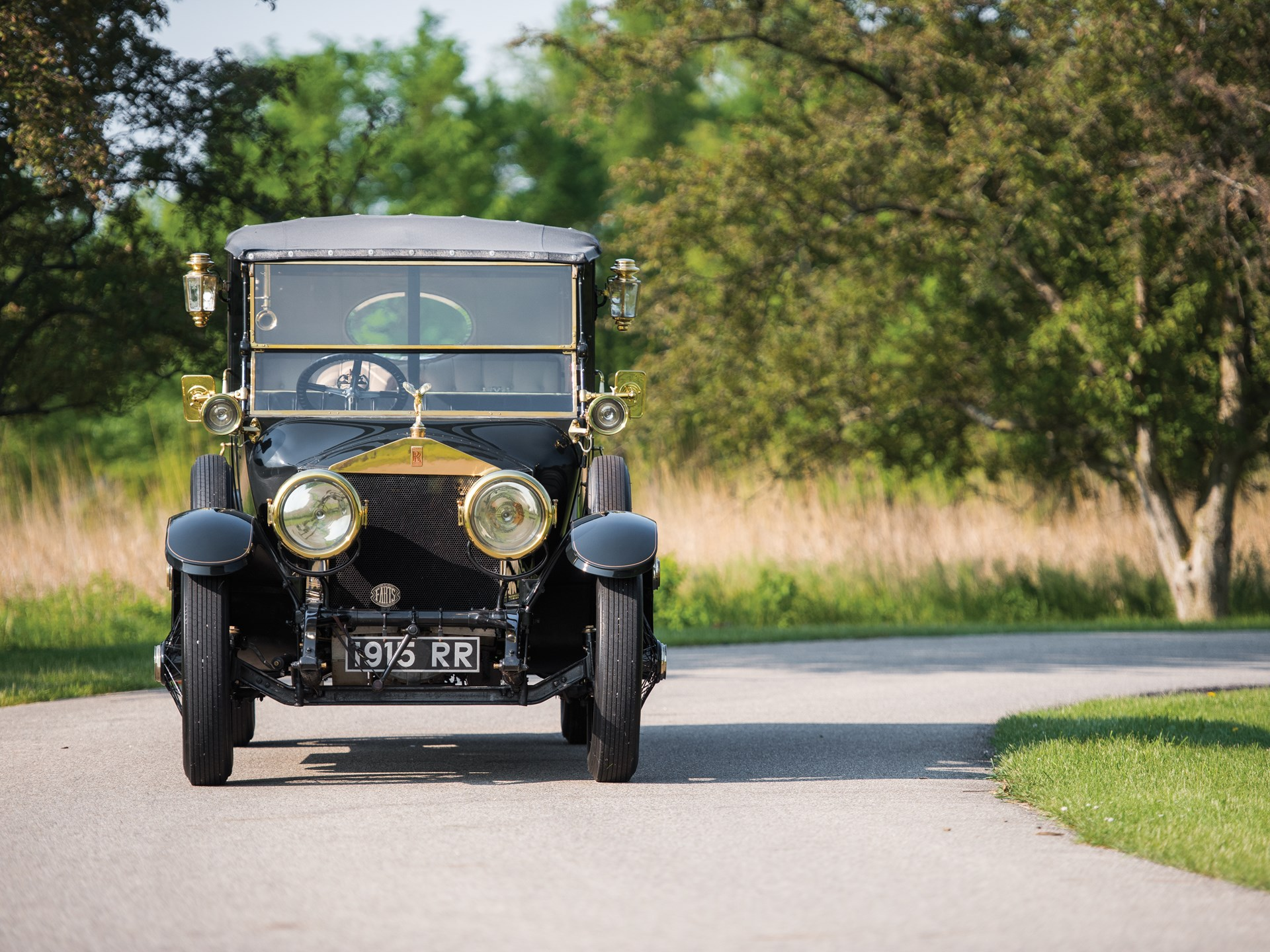 RM Sotheby's - 1915 Rolls-Royce 40/50 HP Silver Ghost ...