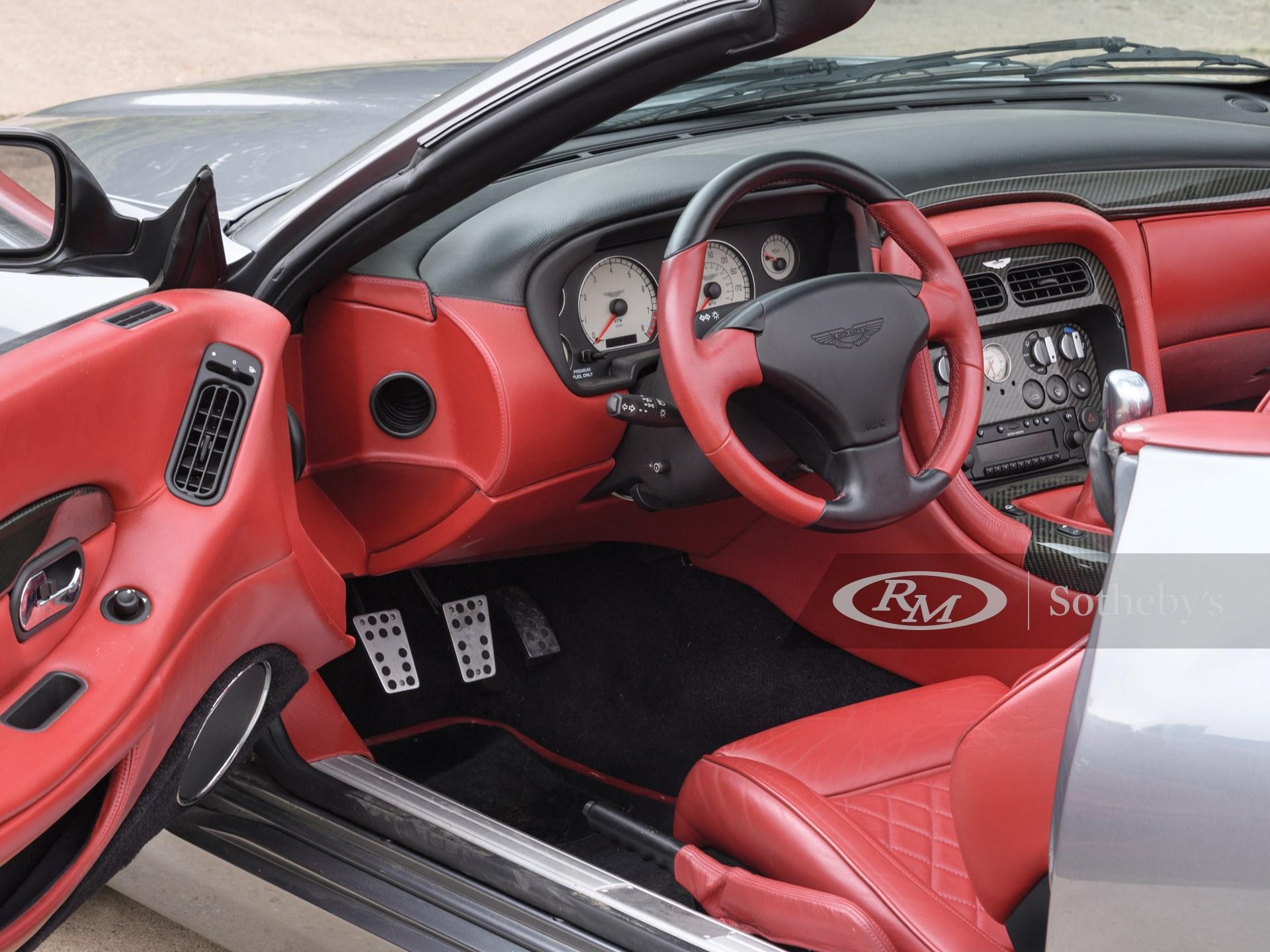 2003 Aston Martin DB AR1 Zagato -