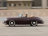 1953 Porsche 356 1500 Cabriolet by Reutter - $