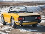 1976 Triumph TR6  - $