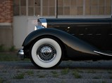 1934 Packard Twelve Individual Custom Convertible Victoria by Dietrich - $