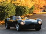 1956 Jaguar D-Type Replica by Tempero - $