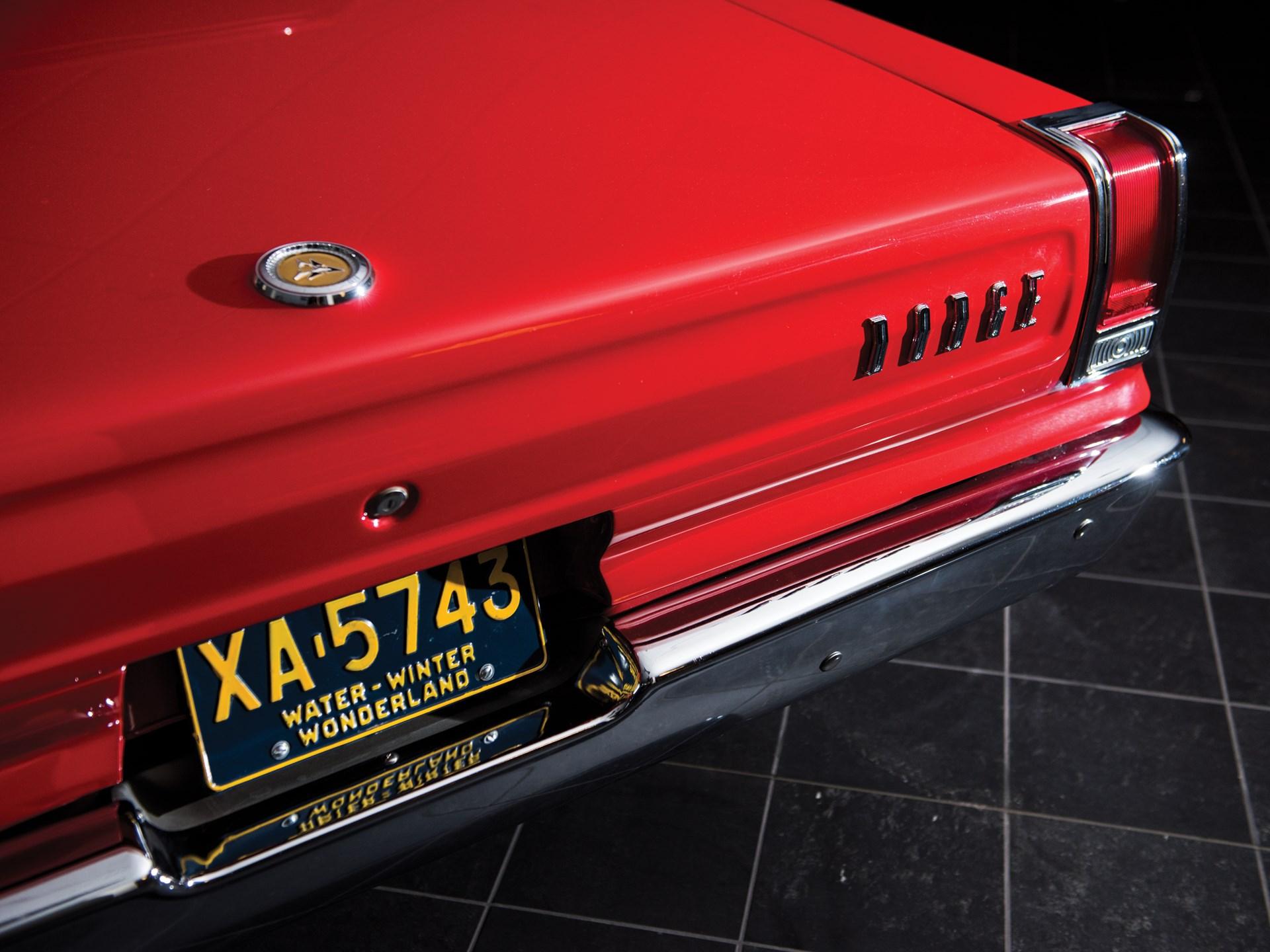 1965 Dodge Coronet Super Stock Hemi Lightweight