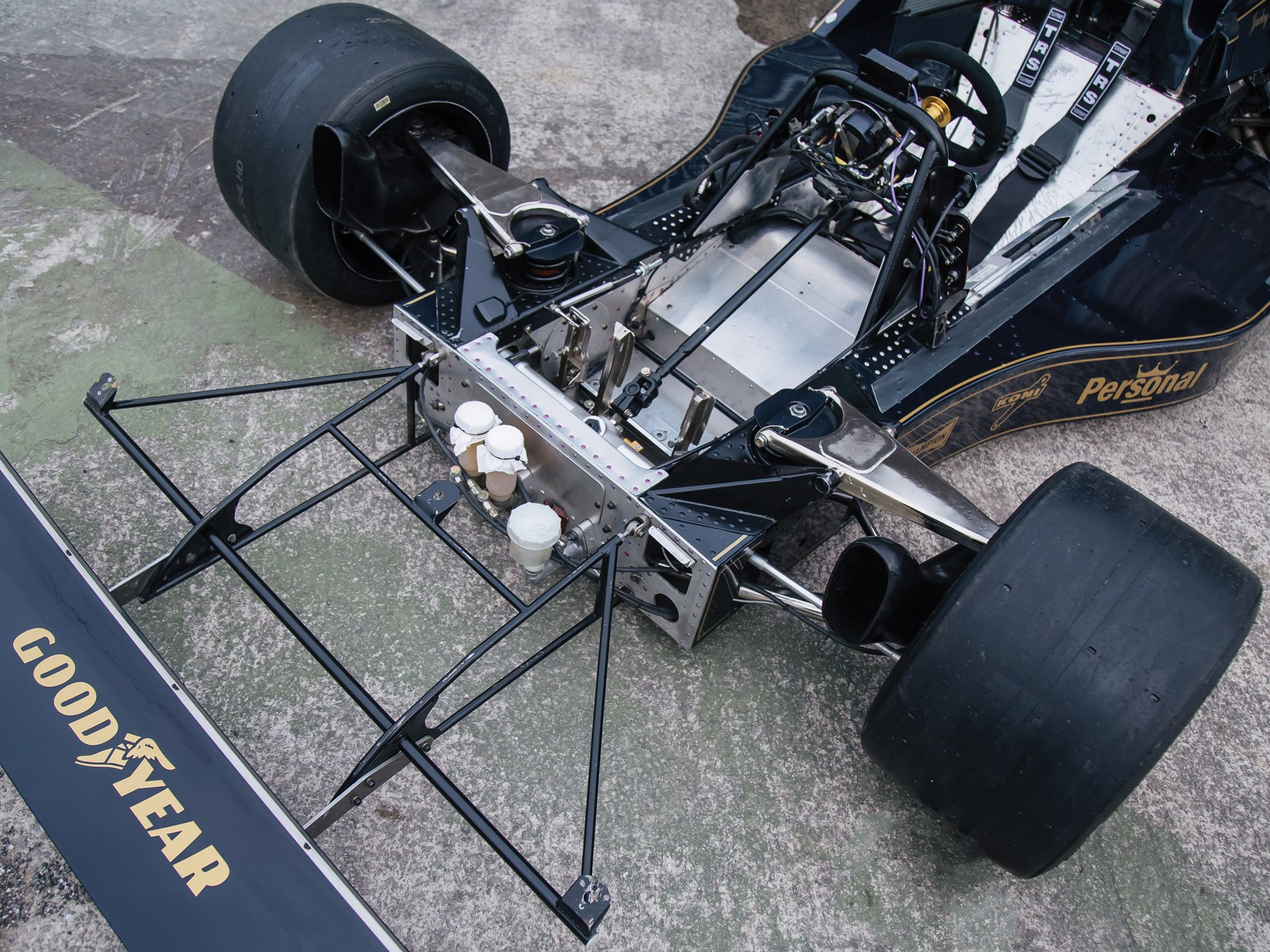 1976 Williams FW05