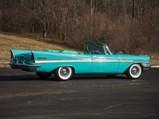 1957 Chrysler New Yorker Convertible  - $