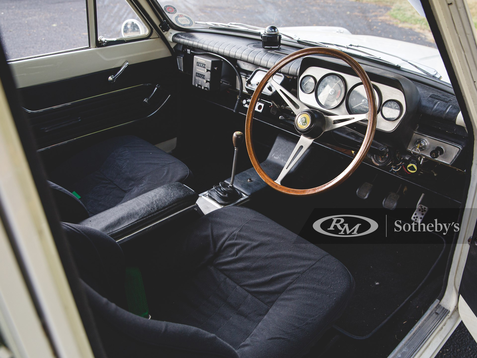 1967 Ford Cortina Lotus Mk 1 Rally Car  -