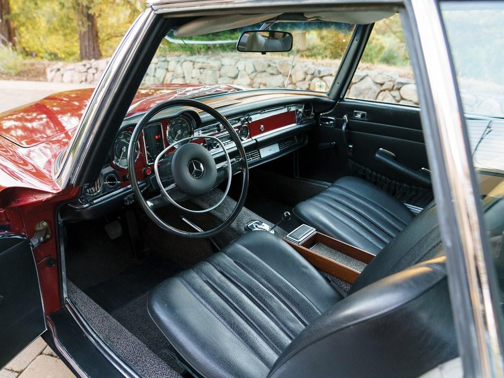 1970 Mercedes-Benz 280 SL 'Pagoda'