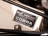1964 Shelby 289 Competition Cobra  - $
