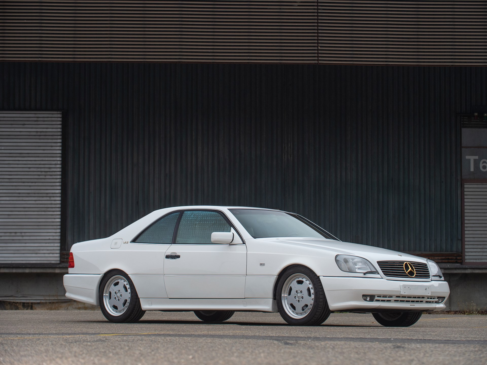 1996 Mercedes Benz S 600 Amg Coupé