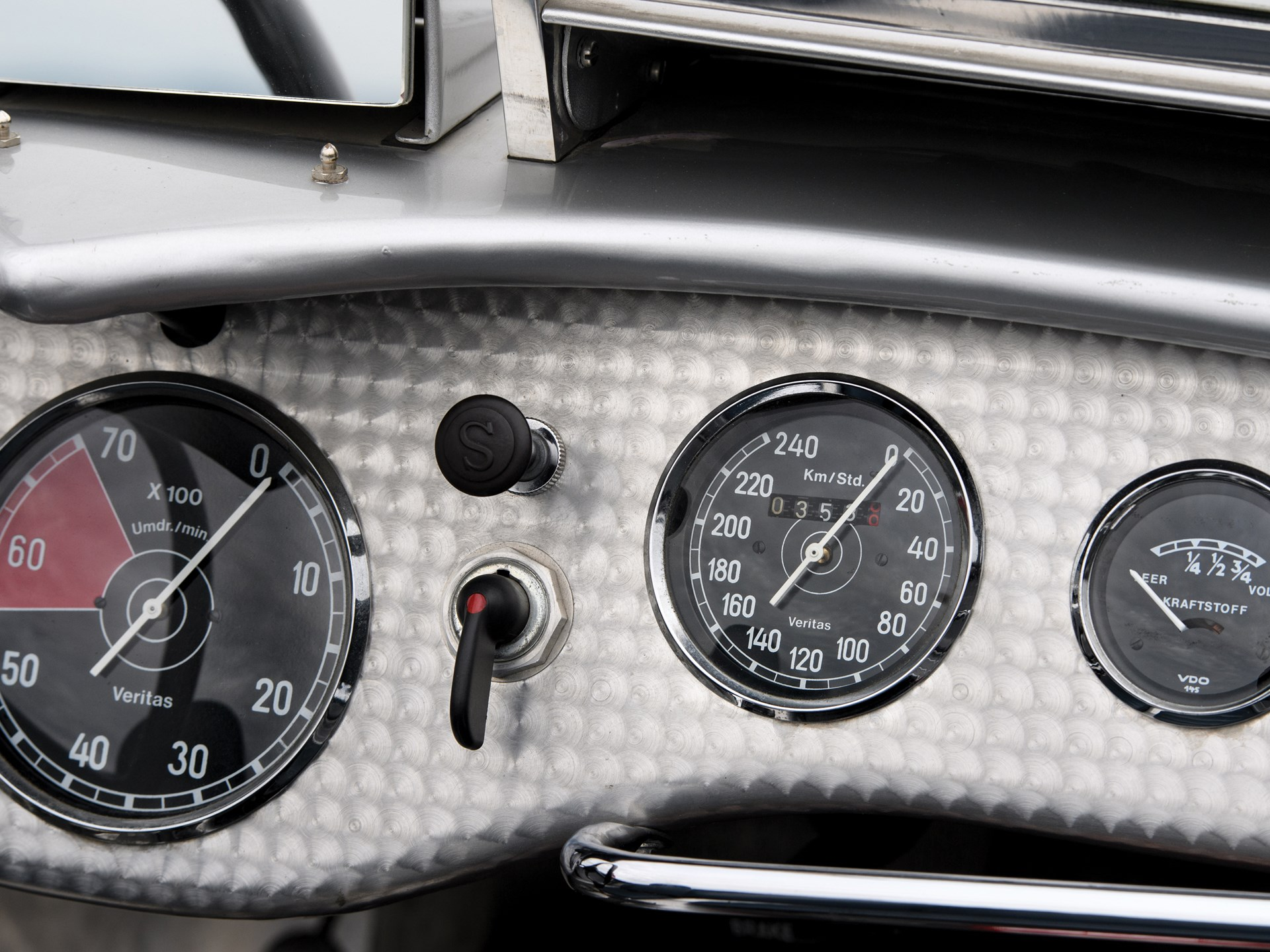 1949 Veritas BMW Rennsport