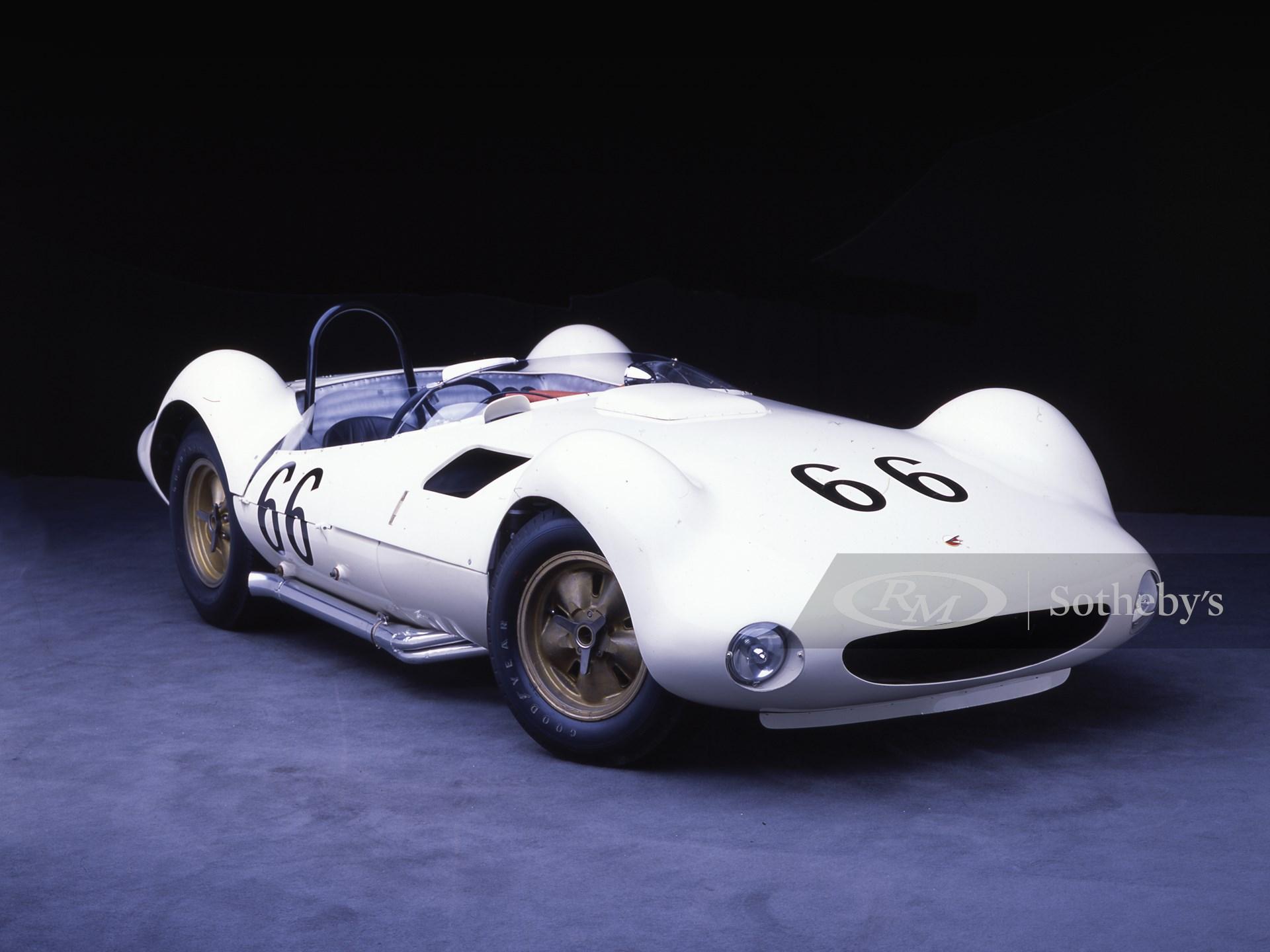1961 Chaparral 1 Sports Racing Car