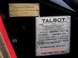 1948 Talbot-Lago T26 Record Cabriolet d'Usine  - $