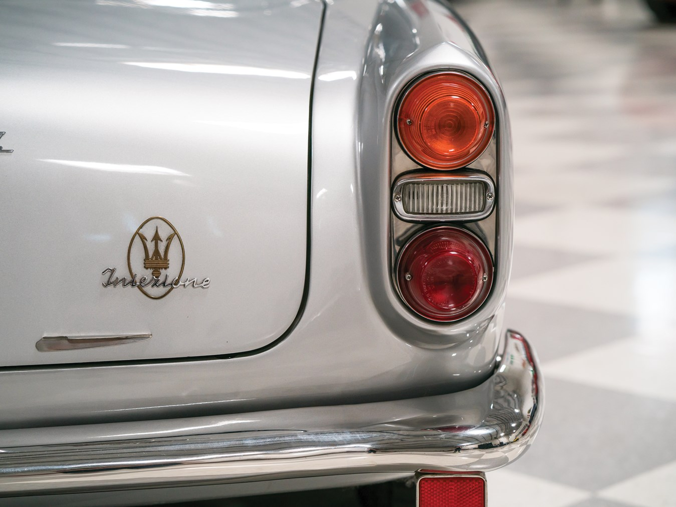 1963 Maserati 3500 GTi Coupe by Touring