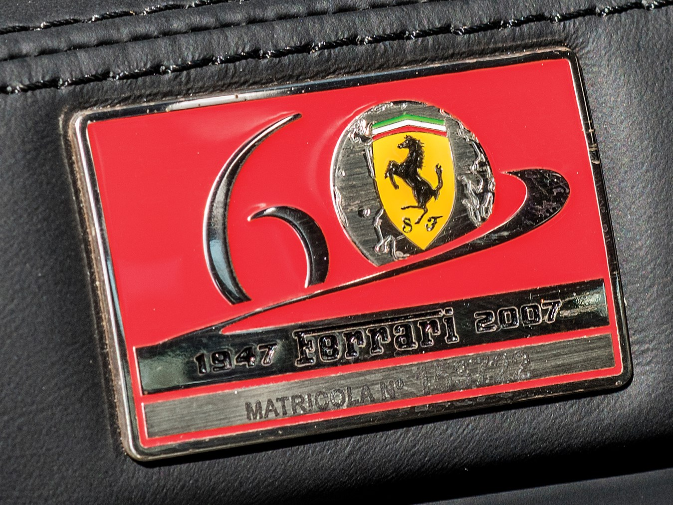 2007 Ferrari 599 GTB HGTE