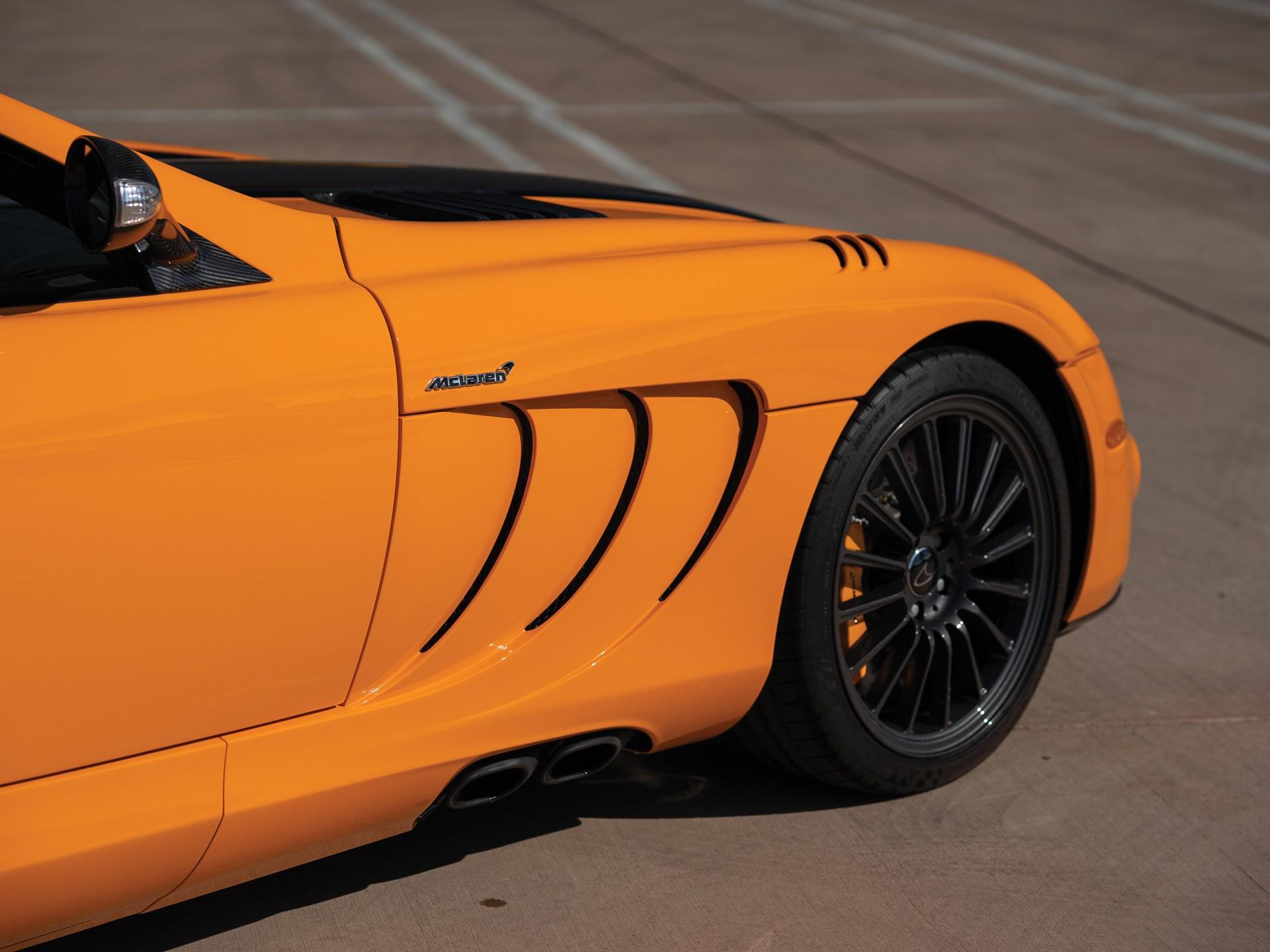 2009 Mercedes-Benz SLR McLaren 722 S Roadster 'McLaren Edition'