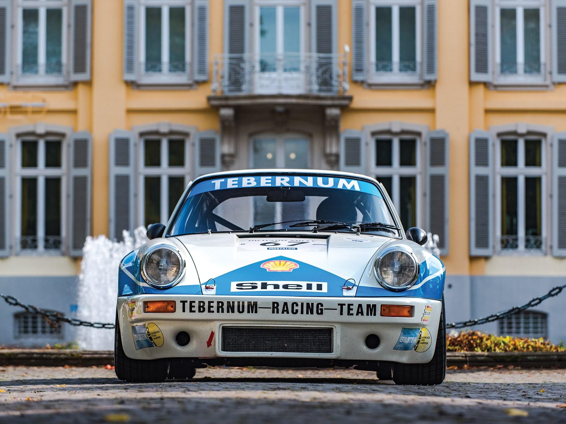 1975 Porsche 911 Carrera RSR 3.0