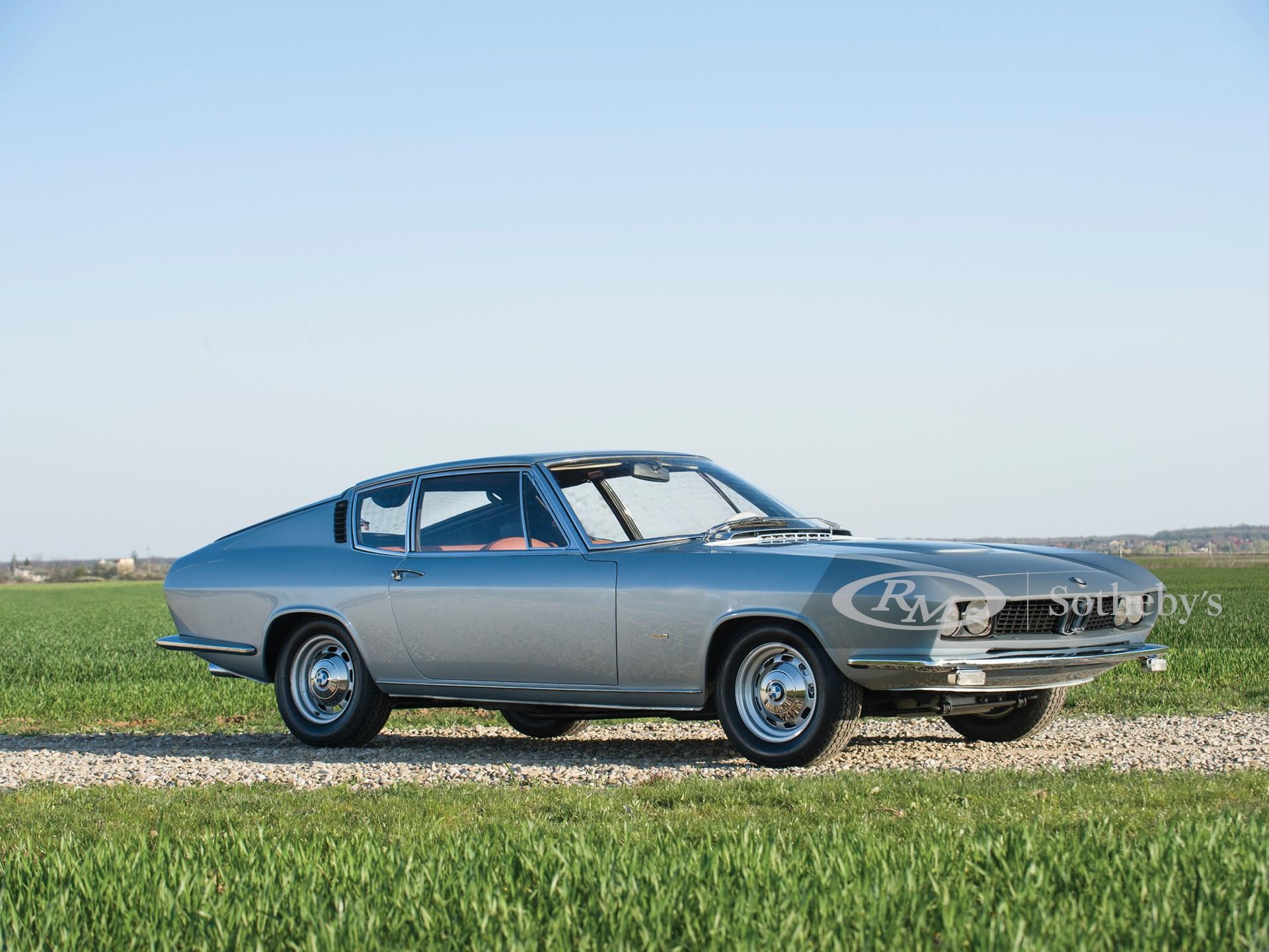 1967 BMW-Glas 3000 V8 Fastback by Frua