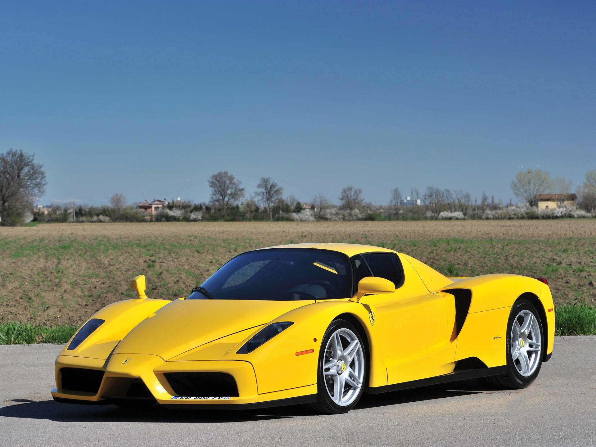 RM Sotheby's - 2002 Ferrari Enzo | Villa Erba 2015