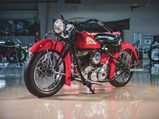 1936 Indian Model 336 Chief  - $