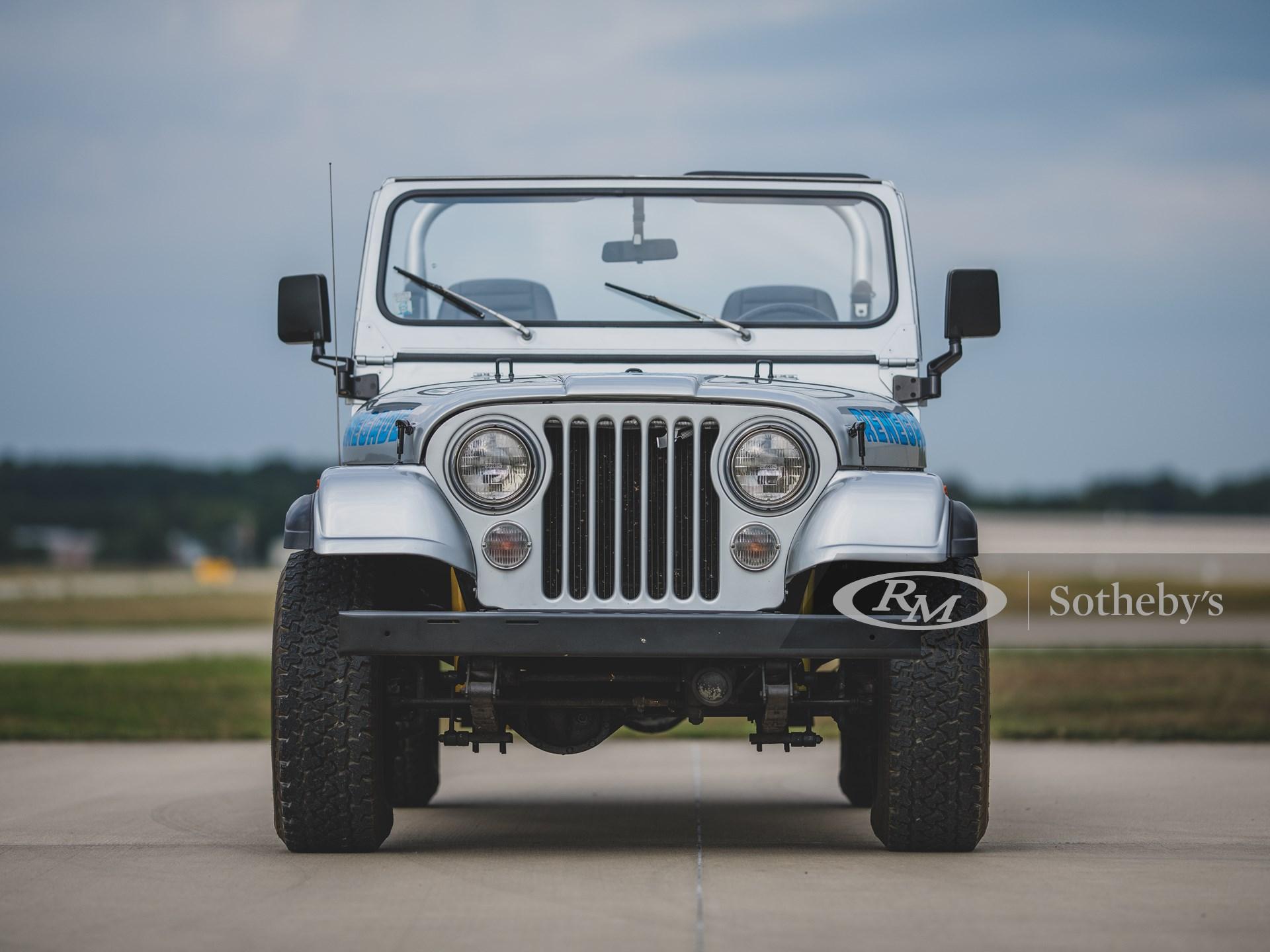 1984 Jeep CJ7 Renegade  -