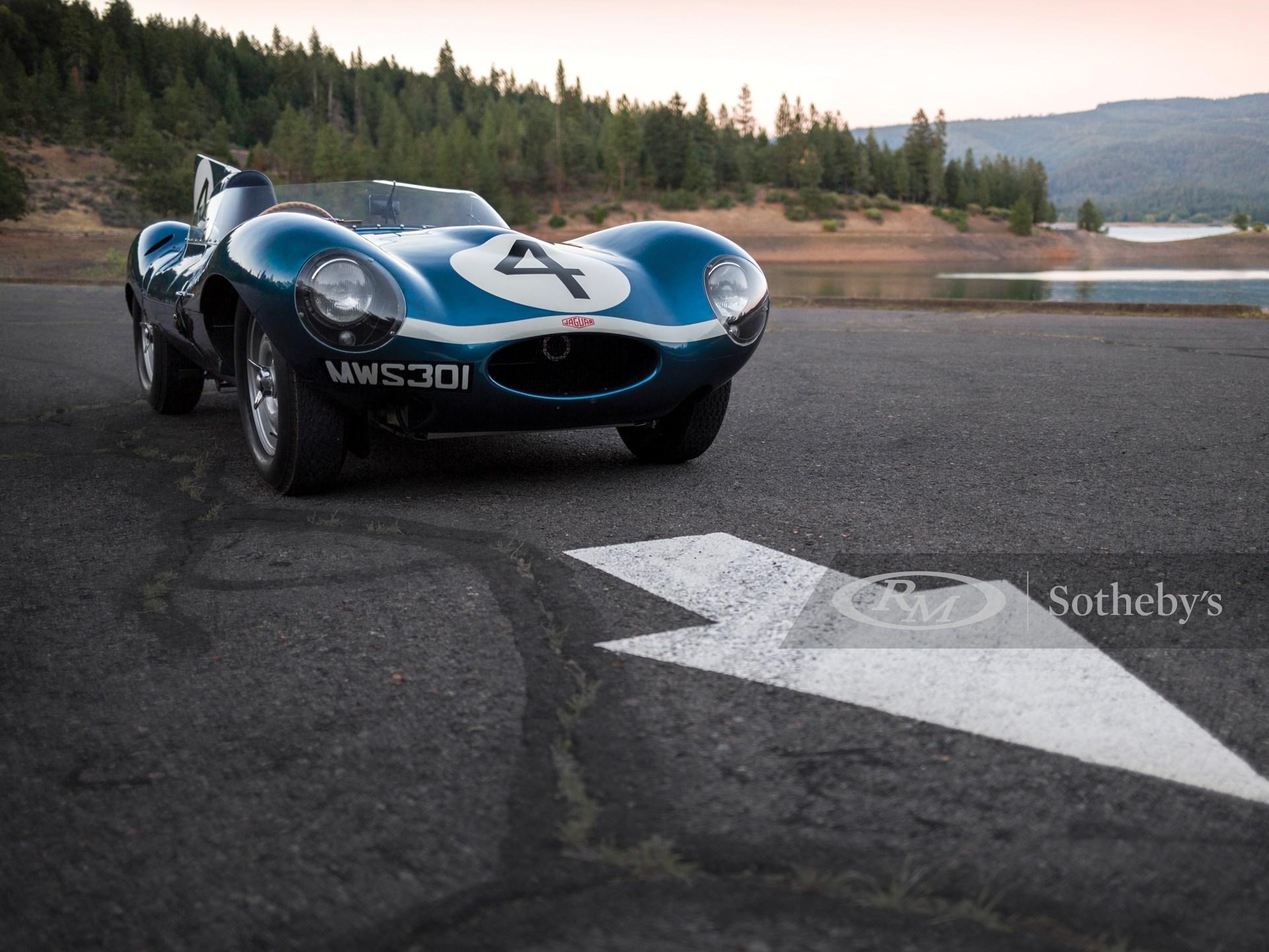 1955 Jaguar D-Type  -