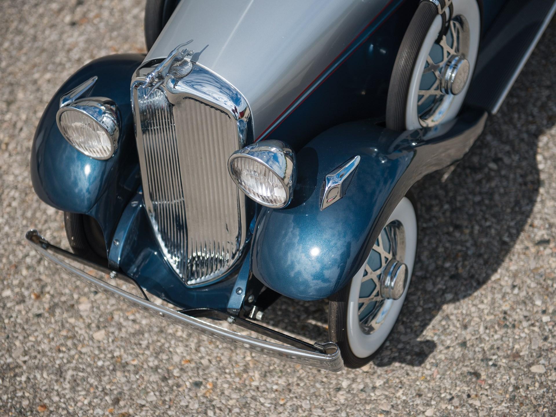1933 Lincoln Pedal Car