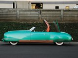 1941 Chrysler Thunderbolt Concept Car  - $