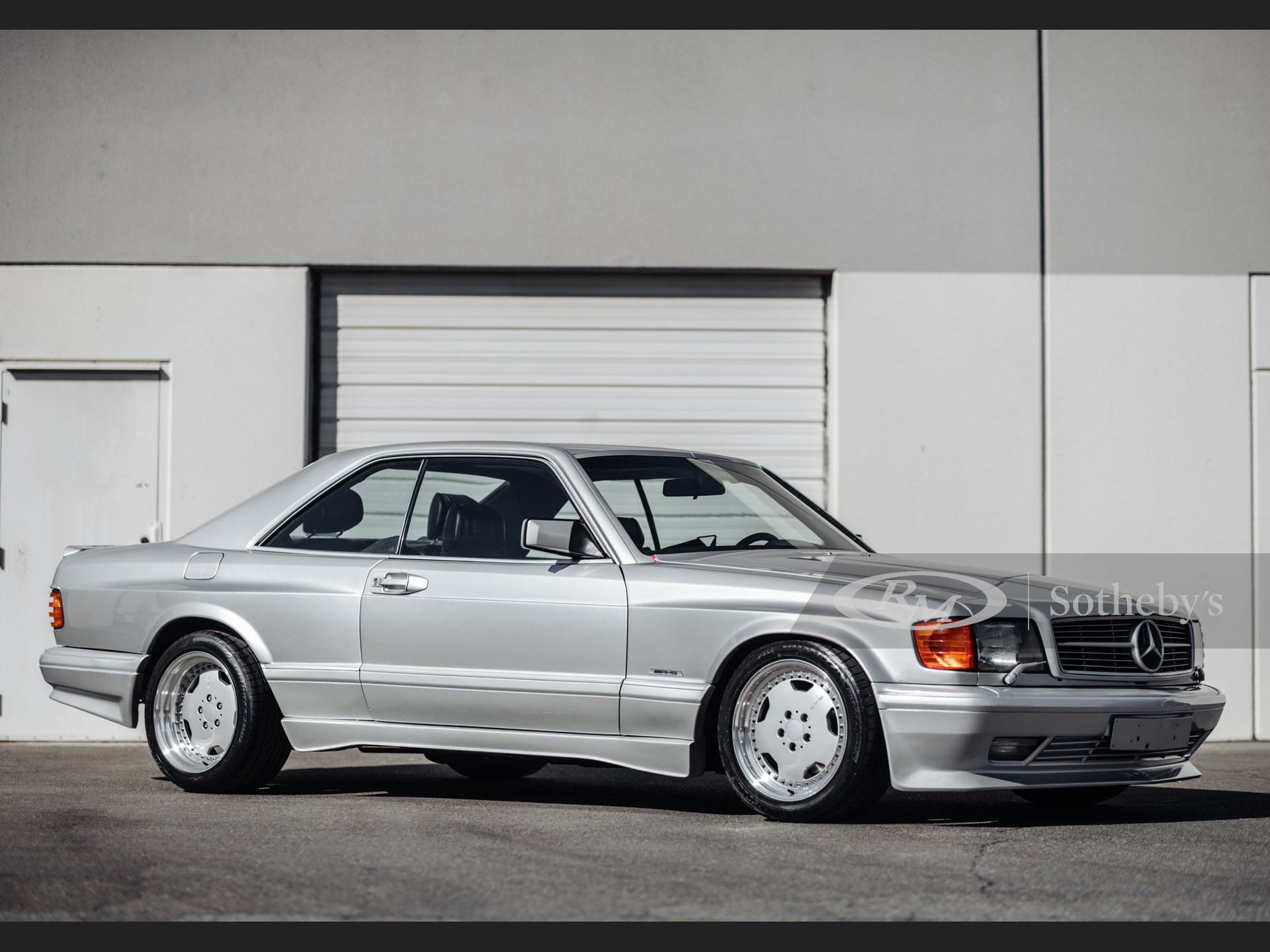 1989 AMG 6.0 SEC