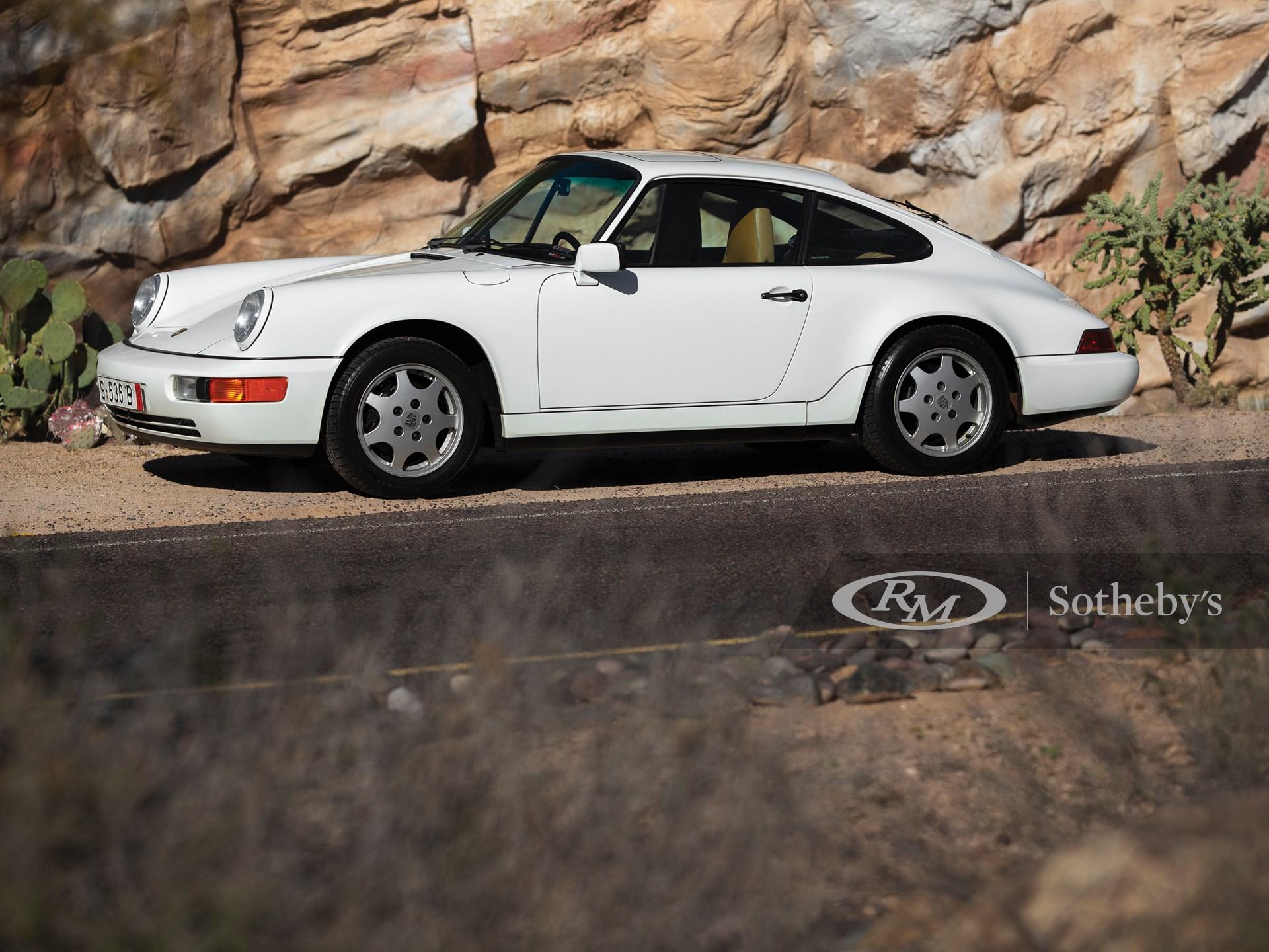 1989 Porsche 911 Carrera 4 Coupe  -
