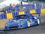 1987 Ferrari F40 LM  - $The F40 LM at the 1996 24 Hours of Le Mans