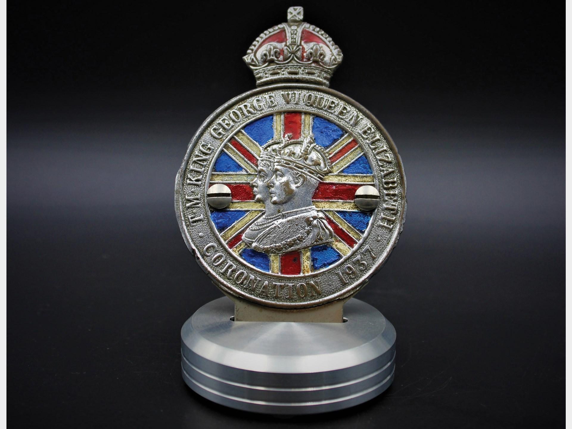 Rm Sothebys Tm King George Vi And Queen Elizabeth Coronation