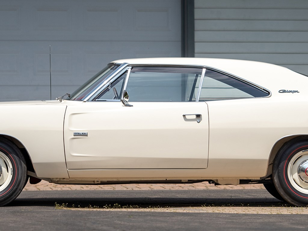 1969 Dodge Charger 500 JCode offered at RM Auctions Auburn Fall Live Collector Car Auction 2021