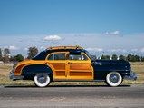 1947 Chrysler Town and Country Sedan  - $