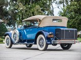 1929 Packard Deluxe Eight Sport Phaeton by Dietrich - $Auction Lot  Photography by Deremer Studios LLC