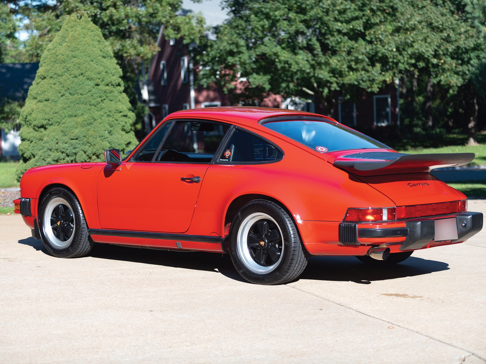1988 Porsche 911 >> Rm Sotheby S 1988 Porsche 911 Carrera Coupe Fort Lauderdale 2019