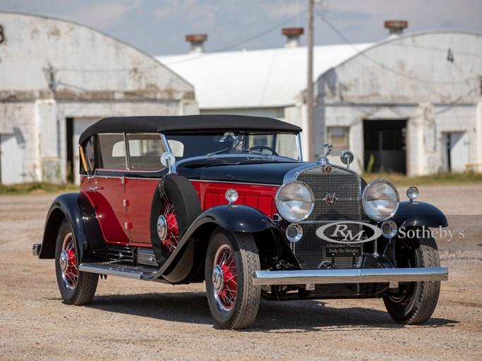 1930 Cadillac V-16 Convertible Sedan