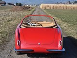 1953 Fiat 8V Cabriolet by Vignale - $