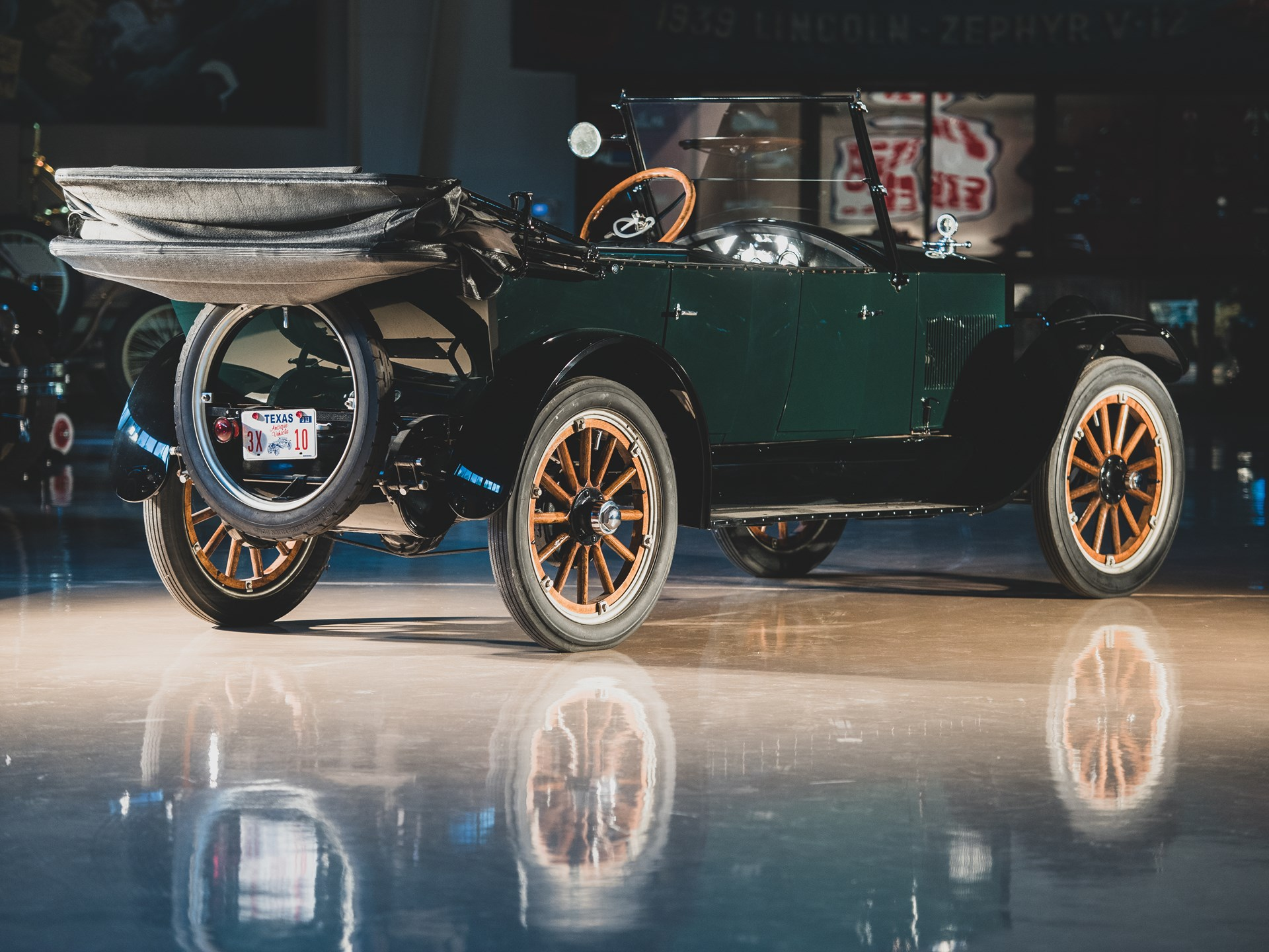 1920 Lone Star Beauty Four Five-Passenger Touring