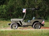 1952 Willys Military Jeep  - $