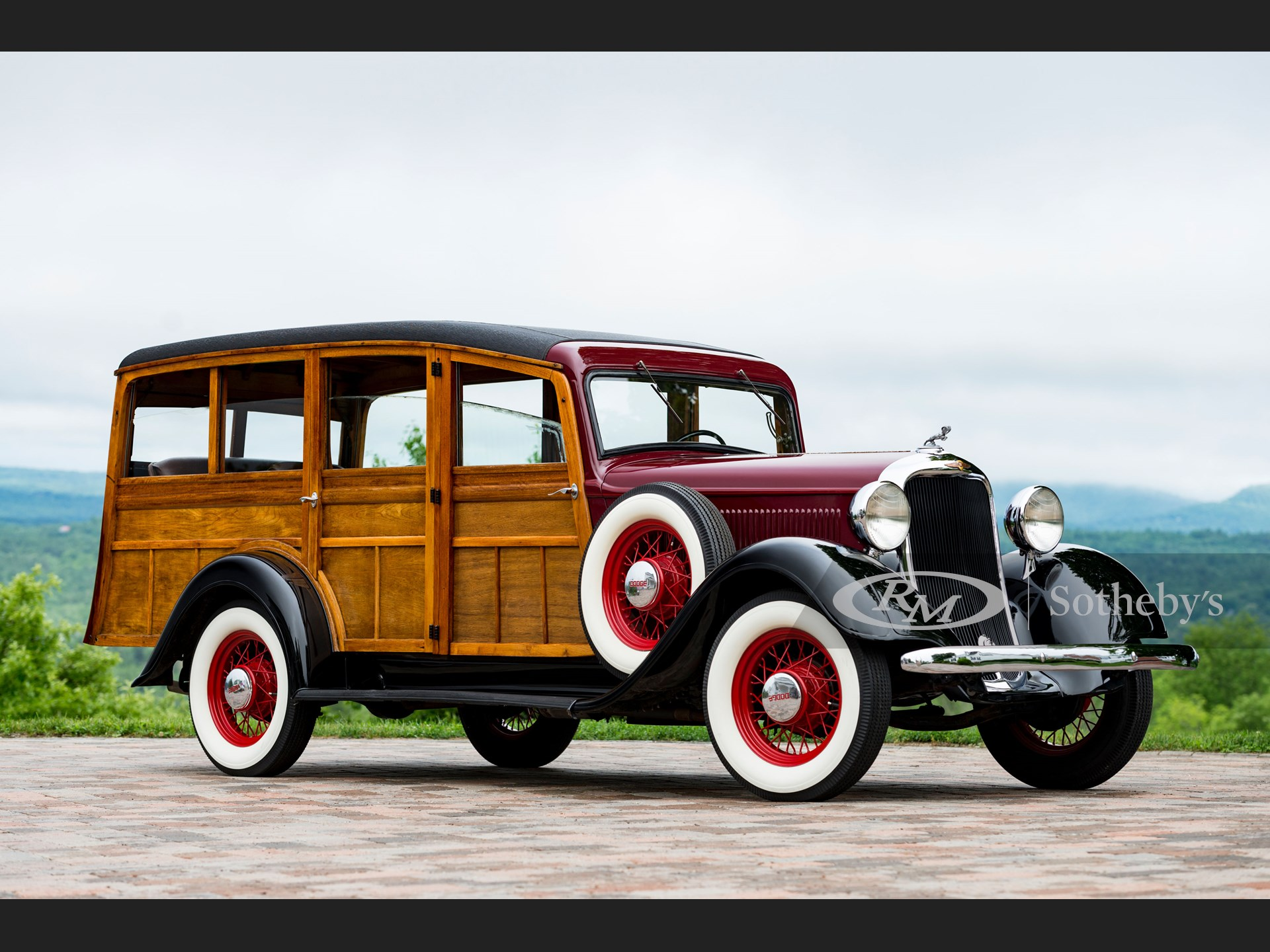 1934 Dodge KCL Westchester Suburban by Cantrell