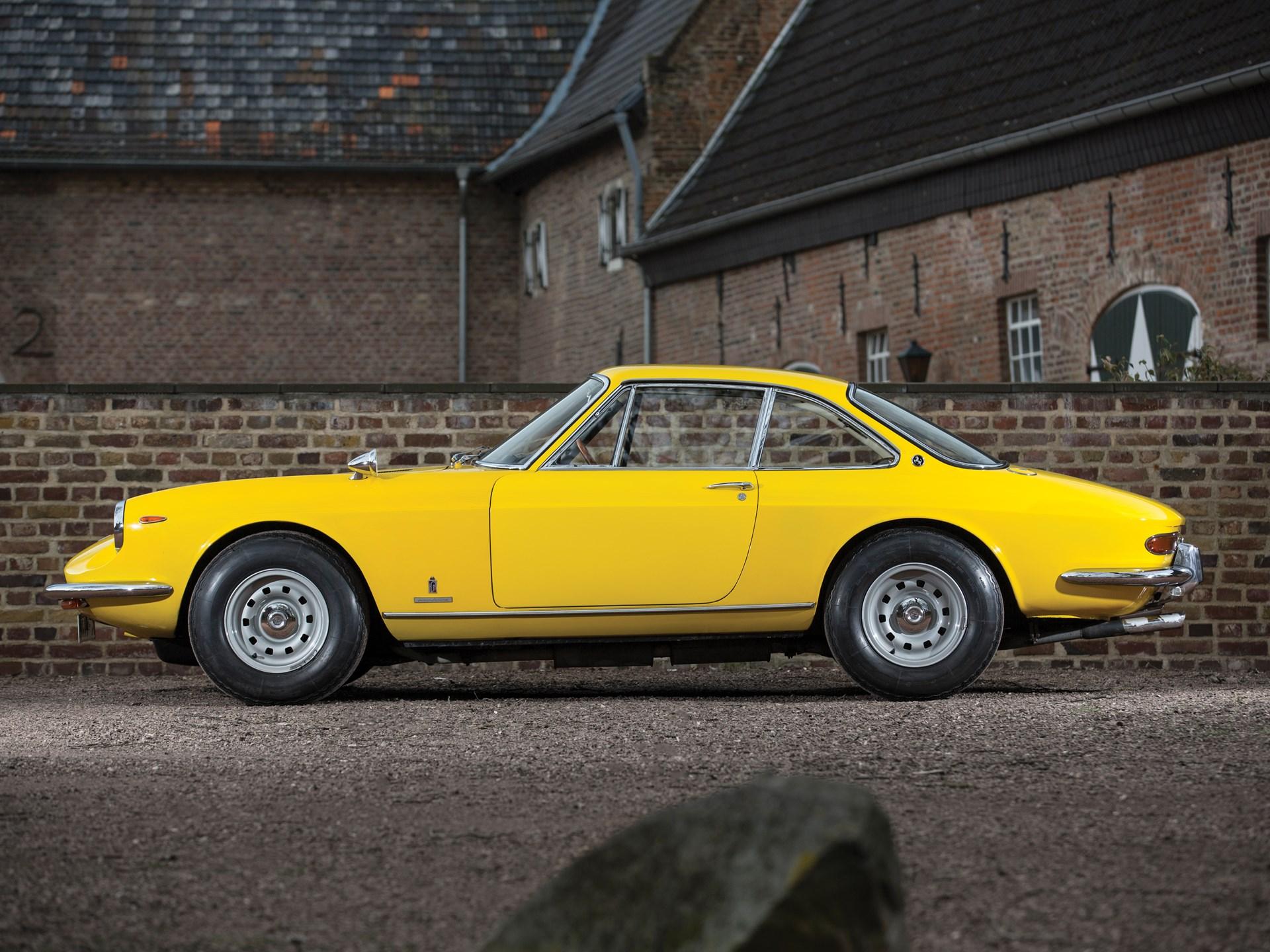 1969 Ferrari 365 GTC by Pininfarina