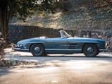 1962 Mercedes-Benz 300 SL Roadster  - $