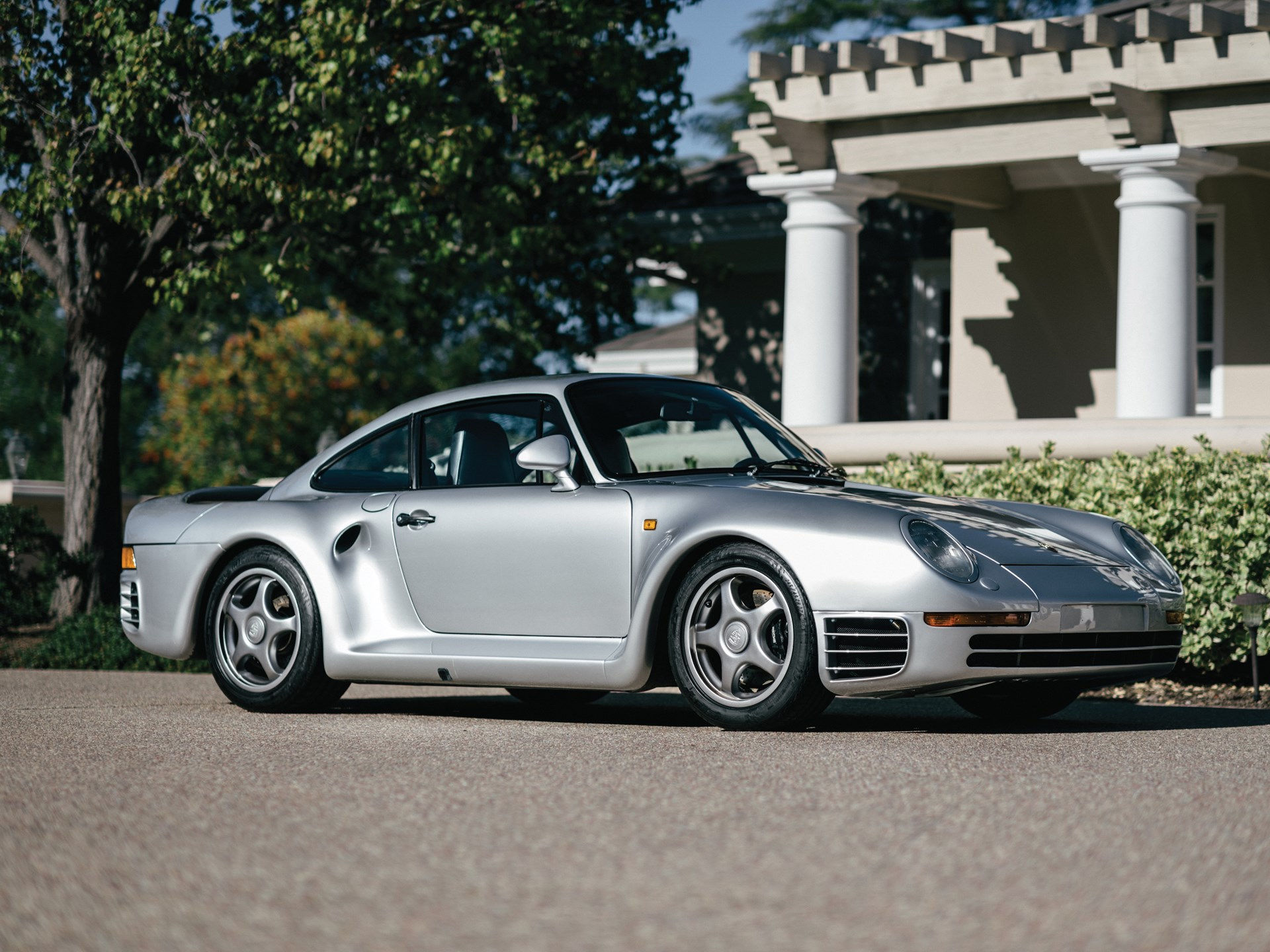 Porsche 959 For Sale >> Rm Sotheby S 1987 Porsche 959 Komfort Arizona 2018