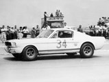 1965 Shelby GT350 R  - $This GT350 R during its time competing in Peru.