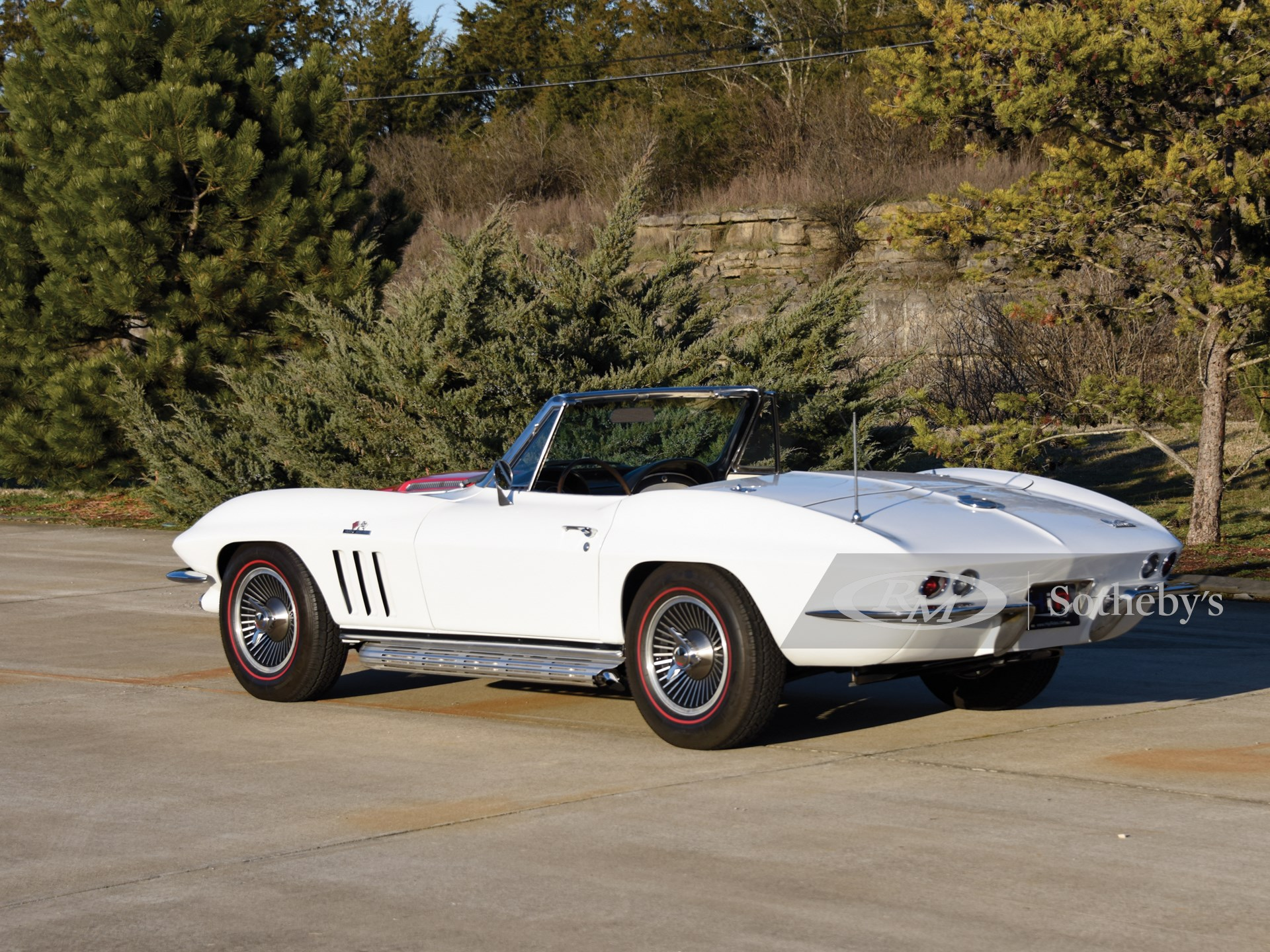 1966 Chevrolet Corvette Sting Ray Convertible  -