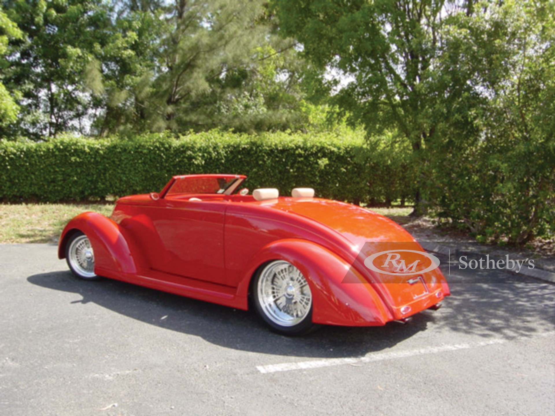 1937 Ford Street Rod Roadster  -