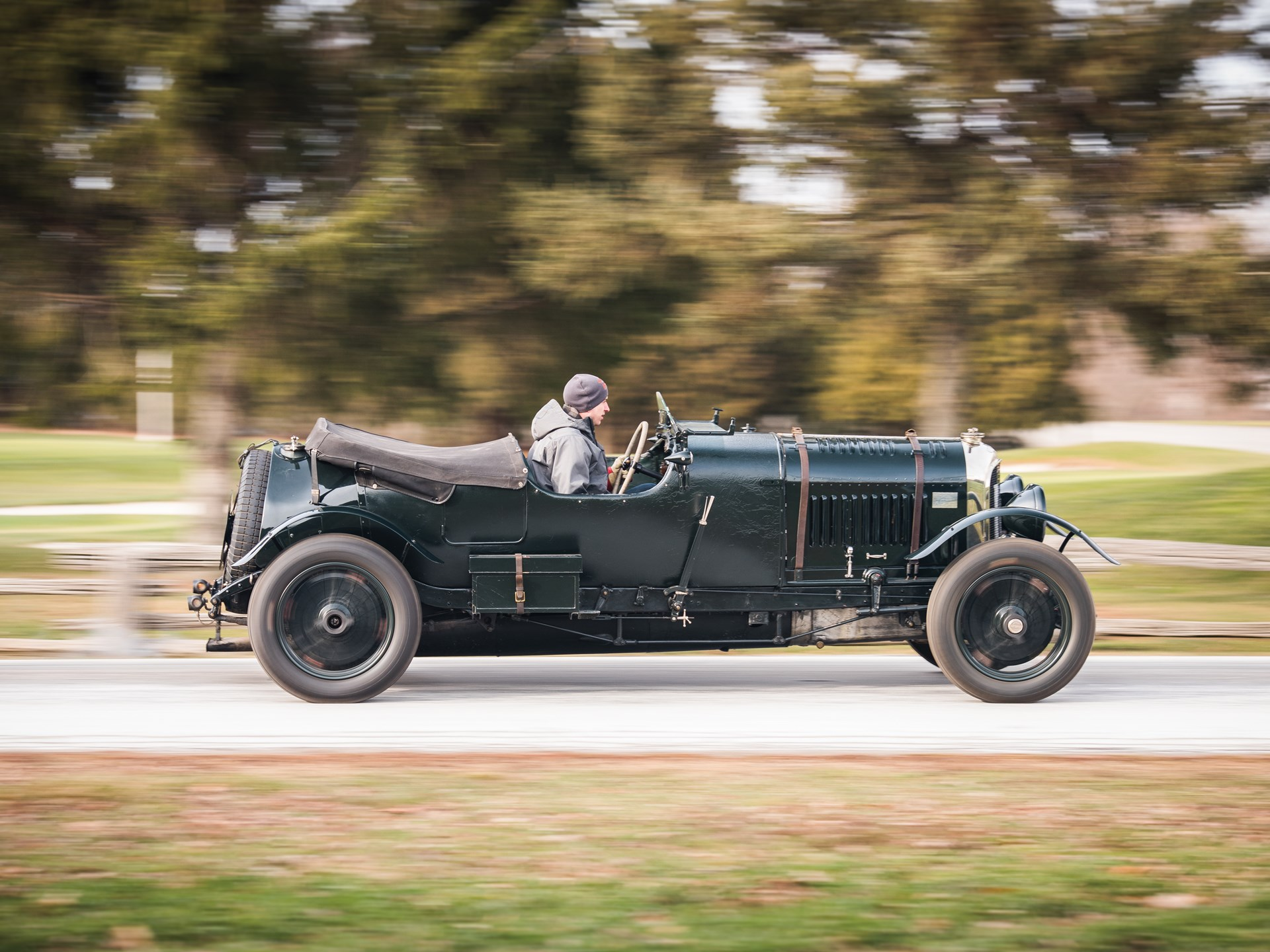 Rm Sotheby S 1928 Bentley 4 Litre Le Mans Sports The Bobtail By