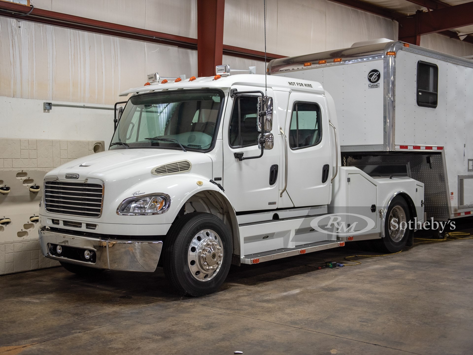 2007 Freightliner Business Class M2 Crew-Cab  -