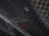 Michael Schumacher Mercedes MGP W02 Rear Body Cover, 2011 - $