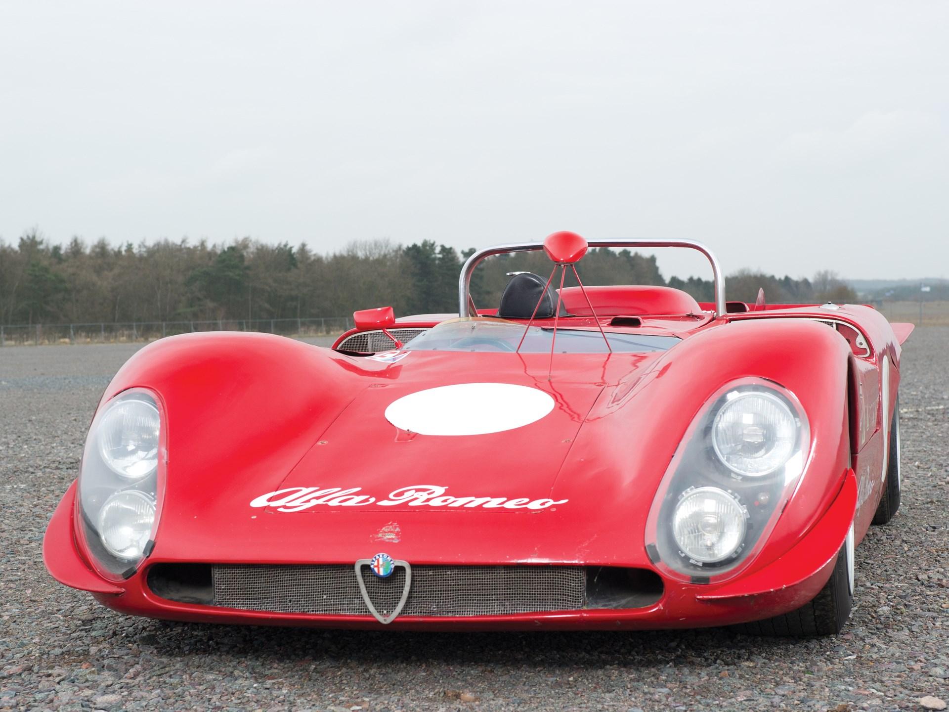 Wiring Harness 1969 Alfa Romeo Trusted Diagram 164 Engine Rm Sothebys Tipo 33 3 Sports Racer Monaco 2012 Beautiful